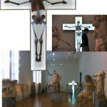 shadow theatre - plexiglass, radiographs, timber, melanin, led light. 207x255x35 cm