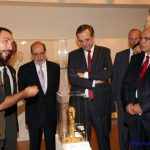 trojan horse and the Greek prime minister Antonis Samaras